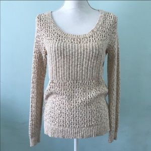 Staring  at the star size M Knitted Sweater B